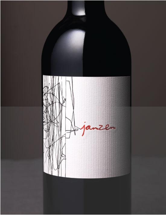 Tuesday Wine Labels Design Vinum Vine