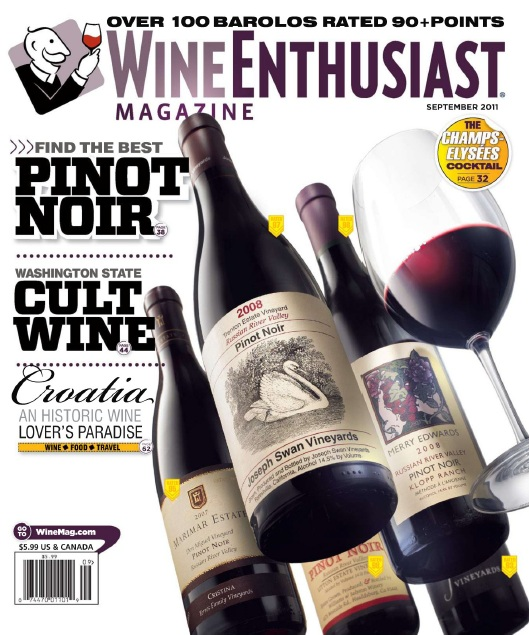 Wine Enthusiast Magazine Pdf