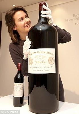 Sunday| Biggest wine bottles – Vinum Vine