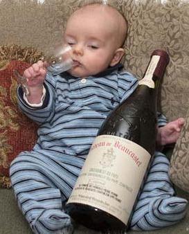 Baby+wine