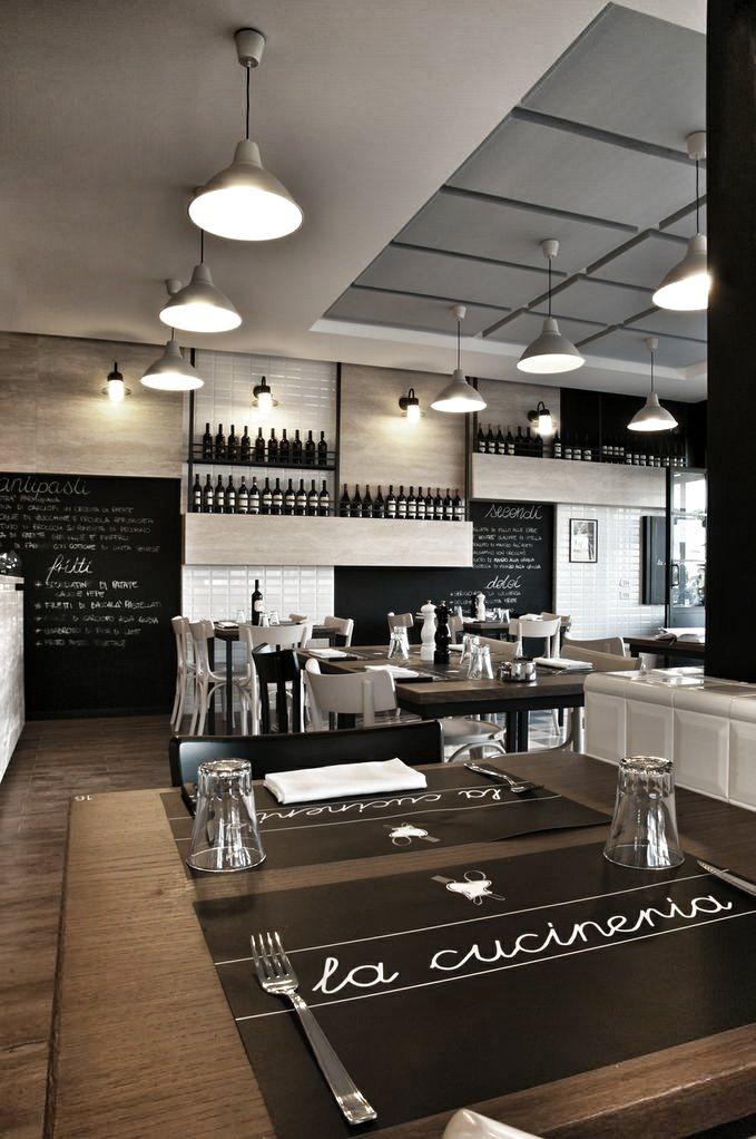 Monday la cucineria vinum vine - Interior designer roma ...