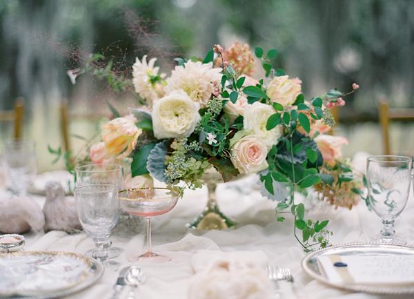 bröllop mottagning centerpieces dekoration