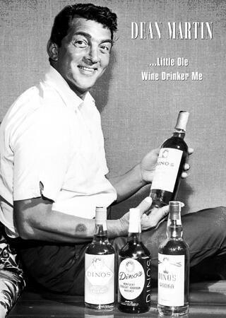 Dean Martin Wine