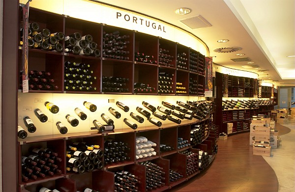 Lavinia Wine Store Madrid