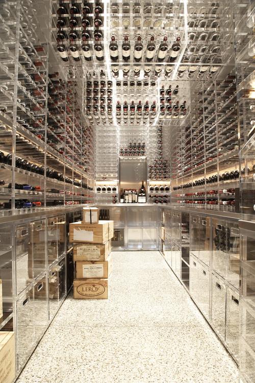 Butler Armsden Architects San Francisco, CA USA, 94115 Wine Cellar