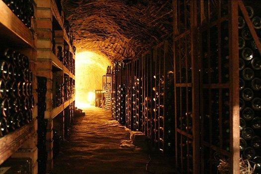 Cave Wine Cellar