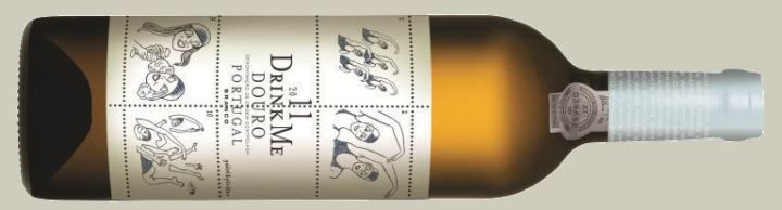 Drink Me Douro Portugal Blanco 2011 Wine label