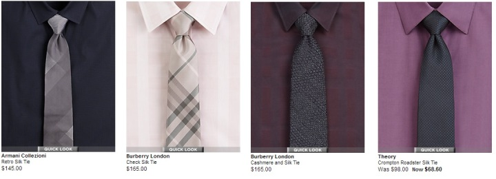 Saks Fifth Men Ties Spring 2013