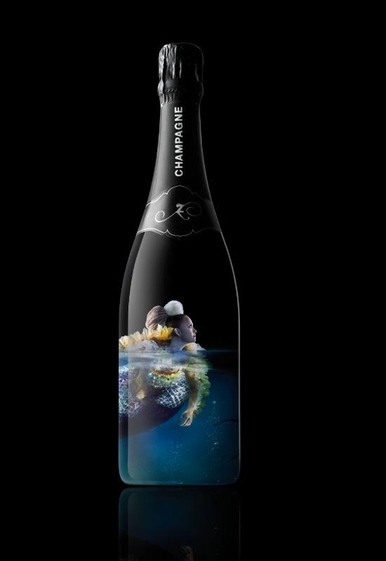 Zarb Bizarre وزن کشی و بسته بندی شراب شامپاین