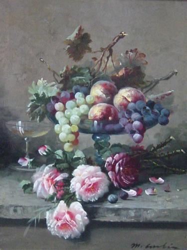 Max Carlier grapes
