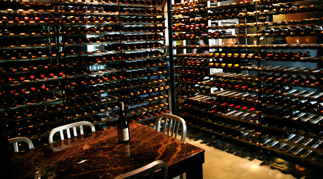 Salute' Wine Bar Los Angeles California