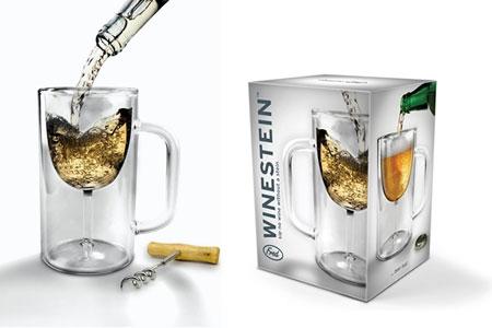 Winestein glass wine