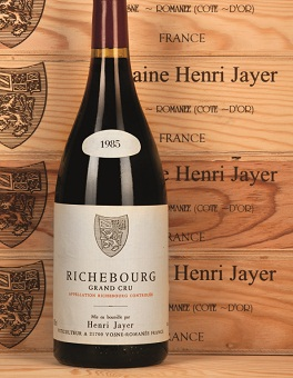 Henri Jayer Richebourg Grand Cru, Cote de Nuits, France