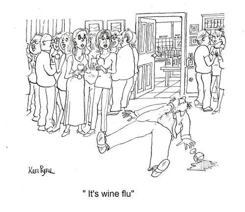 ken pyne its wine flu