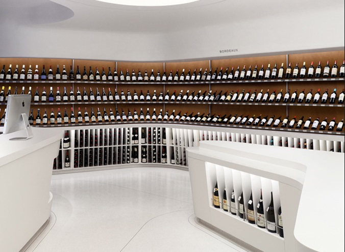 Vintry Fine Wines by Rogers Marvel Architects