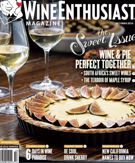 Wine Enthusiast October 2013