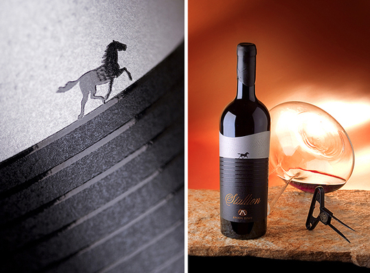 The Stallion Wine