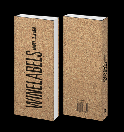 Wine Labels book by Eduardo del Fraile