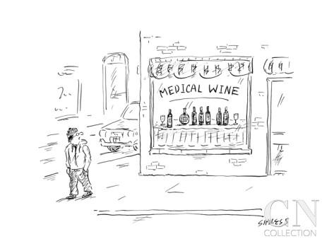 Medical Wine