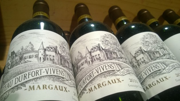 Chateau Durfort-Vivens 2010