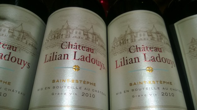 Chateau Lilian Ladouys wine 2010