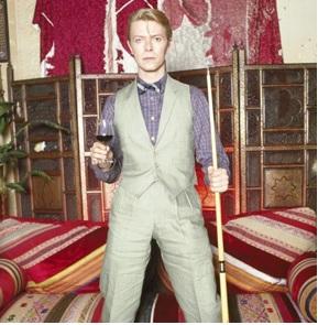 David Bowie wein