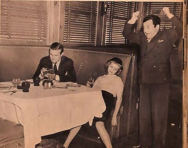 1930 dating rules ultimate date gone wrong woman drunken stupor