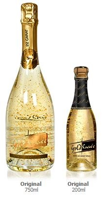 Sparkling Gold Cuvee wine