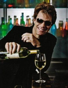 Bon Jovi drink wine