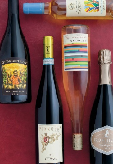 Wine Enthusiast 2014 December issue top 100 wines