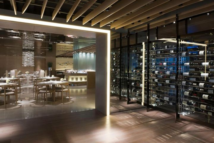 L Hotel Island South Hong Kong Wine Bar