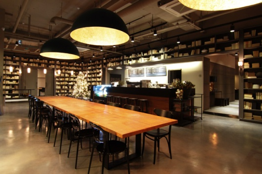 The-lounge-cafe-by-PANDA-studio-Bundang-South-Korea