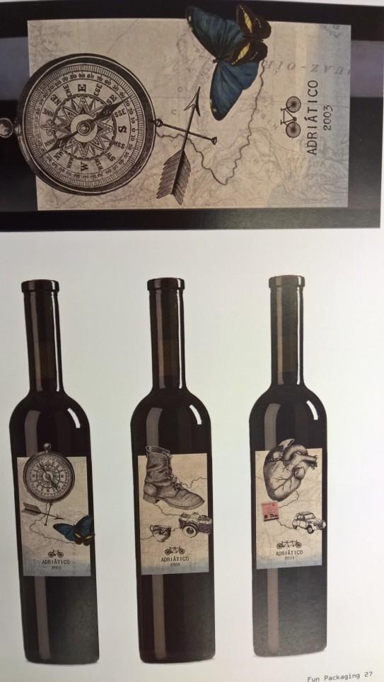 Adriatico Wine 2003