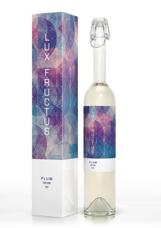 Lux Fructus Plum Wine