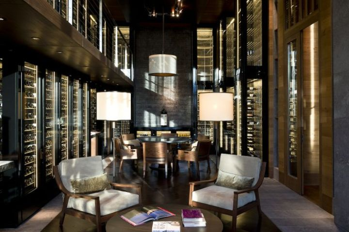The Wine and Cigar Library wine bar, Chedi Switzerland.jpg