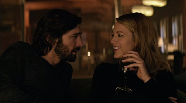 Blake Lively Adaline Bowman and Michiel Huisman as Ellis Jones The Age of Adaline 2015