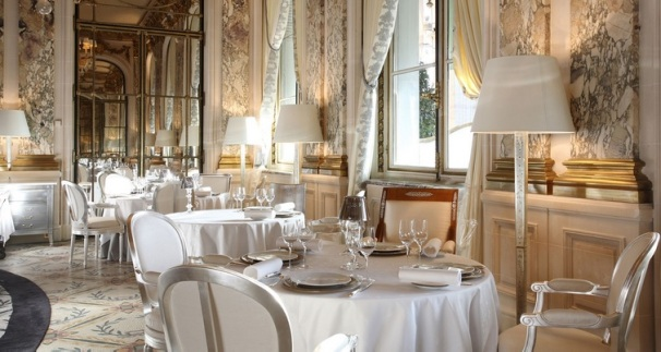Le Meurice, Paris France