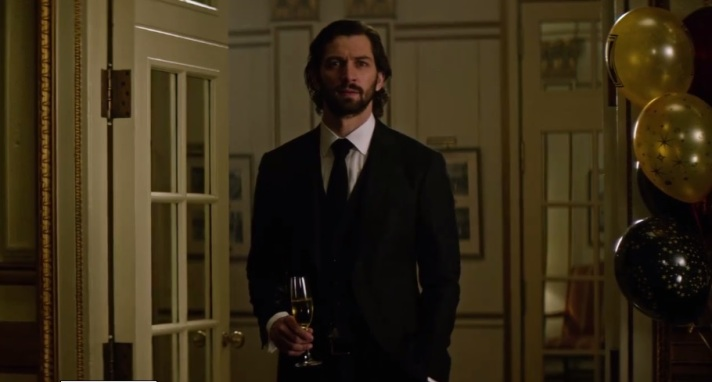 Michiel Huisman Ellis Jones The Age of Adaline 2015
