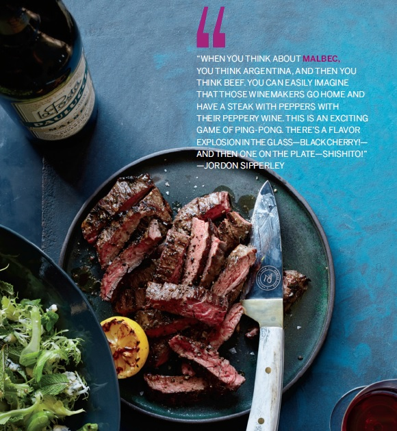 Food and Wine Malbec October 2015