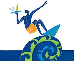 Wine surfing