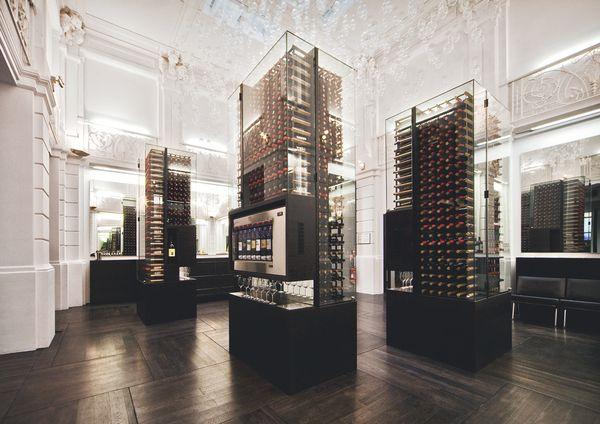 Max Bordeaux Wine Gallery & Cellar, Wine Cellar