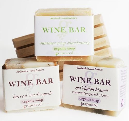 Wine Soaps