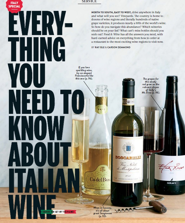Everything you need to know about Italian Wine Food and Wine September 2016.jpg