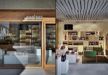 Enolora Wine Shop Chiuro Italy