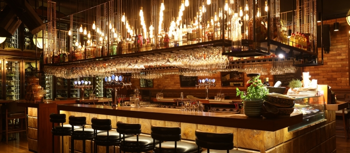 House of Nomad - Gastro Bar at Taj Lands End