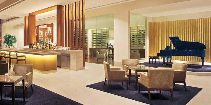 The Oberoi Gurgaon The Piano Bar and Wine, New Delhi, India By Orbit Resorts