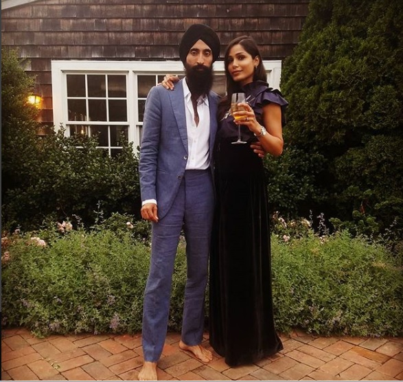 House of Waris Ahluwalia and Freida Pinto Wine