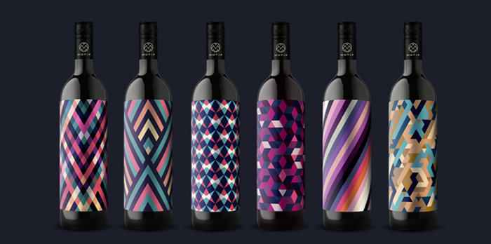 Motif Wine labels